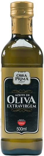 OBRA PRIMA Azeite de Oliva Extravirgem 500ml