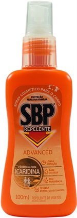 SBP Repelente Advanced Spray