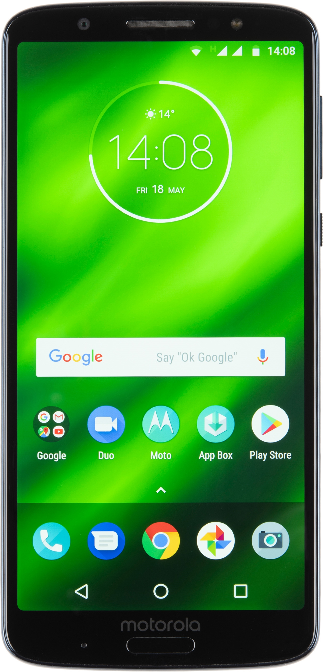 8922249cd MOTOROLA Moto G6 Plus