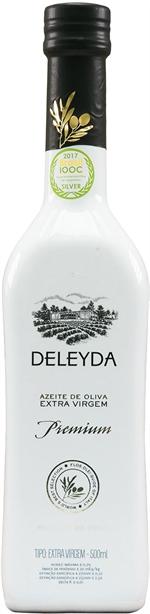 DELEYDA PREMIUM Azeite de Oliva Extravirgem 500ml