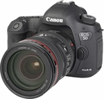 CANON EOS 5D Mark III + EF 24-105mm 1:4 L IS USM