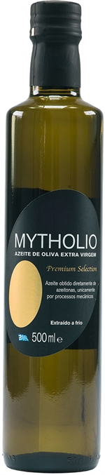 MYTHOLIO PREMIUM Azeite de Oliva Extravirgem 500ml