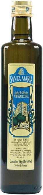 SANTA MARIA Azeite de Oliva Extravirgem 500ml