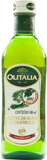 OLITÁLIA Azeite de Oliva Extravirgem 500ml