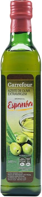 CARREFOUR Azeite de Oliva Extravirgem 500ml