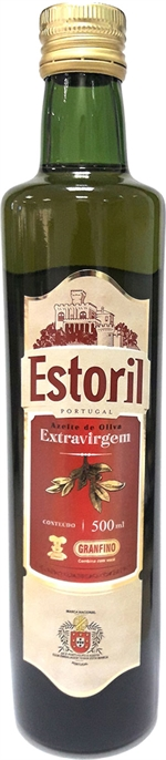 ESTORIL Azeite de Oliva Extravirgem 500ml